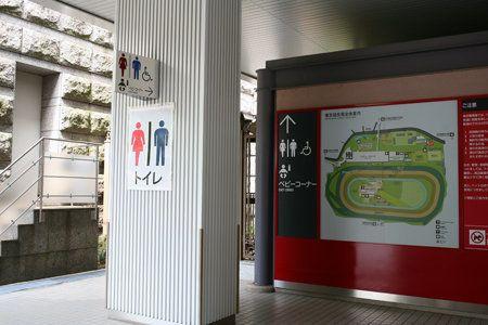 パパ必見!実は、東京競馬場は父子連れでのおでかけのおススメの穴場!