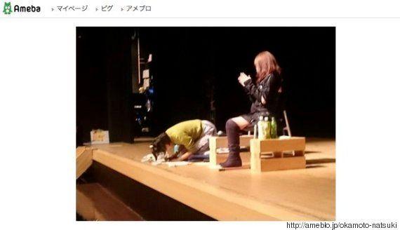 岡本夏生「携帯なくしたと言ったのはウソ」