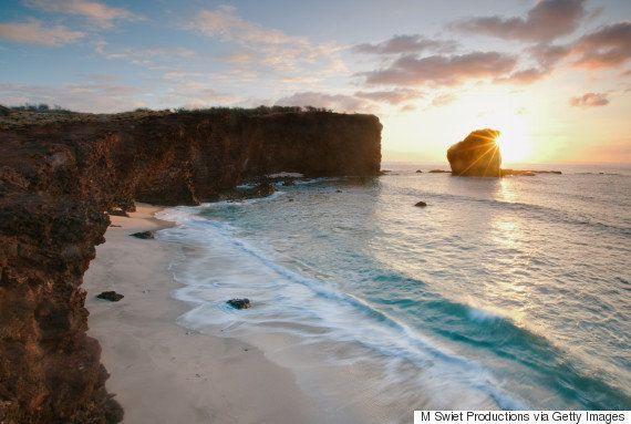 ハワイのラナイ島は、この夏、秘境の楽園になる(画像)