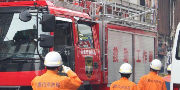 【黒猫メイド魔法カフェ】広島で全焼、3人死亡