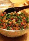 中東のスタイリッシュサラダ「タブーリ」って知ってる?