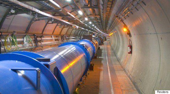 スイスにある物理学の最新実験施設「LHC」が緊急停止。原因となったのは意外な出来事だった