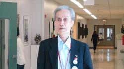 長崎から世界へ 届け、平和のメッセージ ノーベル平和賞候補者・谷口稜曄さん