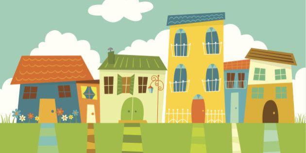 サラリーマンは家を買うべきではない