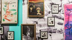 『叫び』のムンクに続く、ノルウェーの現代の巨匠とは?オスロで驚きの展示がスタート!