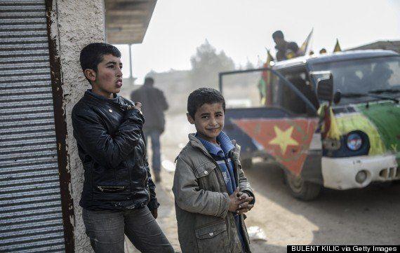 イスラム国からのコバニ奪還、シリア人の多くは疑問視「アメリカの戦略が理解できない」