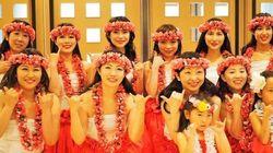 「居場所があるから頑張れる」若年性乳がんフラチーム、仲間と踊って自然と笑顔に