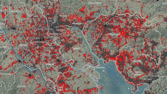 貧困層に資する都市化に向けた新たなデータの発表に伴い、都市拡大に関するデータ分析コンクールを開催