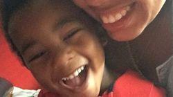 ネットで人種差別を受けた3歳の男の子、ネットの言葉で救われる