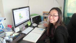 子育て中の在宅デザイナーが、自らの強みをもとに仕事を選べる時代:kitazawa.mさん