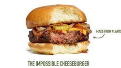 完全植物性のチーズバーガーを作る新興企業、ビル・ゲイツらから1億800万ドル調達