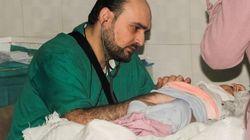 私の友人で、アレッポ随一の小児科医が空爆で殺された
