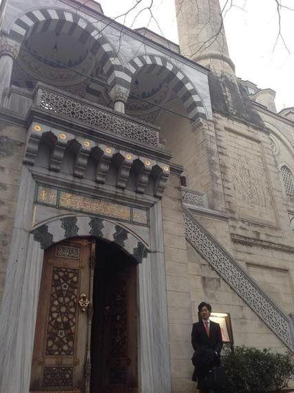 イスラム国のテロを受けて、日本最大級モスクの「東京ジャーミィ」に訪問しました。