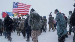 トランプ氏の大統領令で、先住民のダコタ・アクセス・パイプラインをめぐる闘いの幕、再び上がる