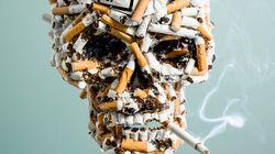 タバコを吸うと体内の蓄積された有害物質の害が数倍に!