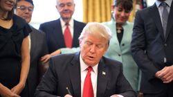 トランプ大統領、新規制を1つ導入するごとに2つ撤廃することを義務づける大統領令に署名