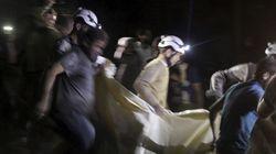 病院空爆、子供や医師ら27人死亡 シリア停戦は崩壊寸前【画像集】