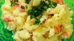 今日の副菜に困ったら...サラダは「やみつき」に決定♪