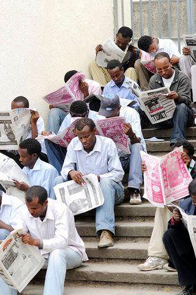 エチオピア:激減するメディア 5月総選挙前に法改正と政策見直しを