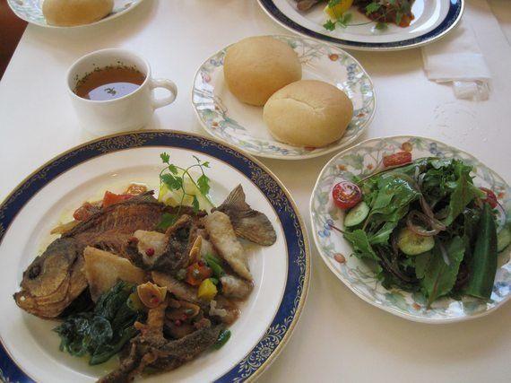 話題の「ピラニア料理」を神戸・須磨海浜水族園で食べてきた! 果たしてその味は......