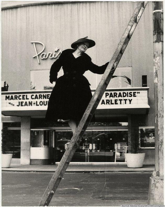 ビル・カニンガムさん死去 ニューヨークのファッションを撮り続けた写真家(画像集)