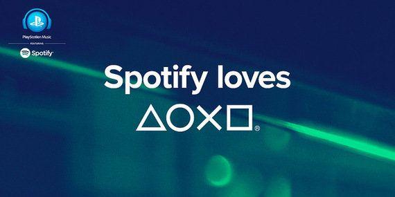 ソニーとSpotifyが提携、新たな音楽配信サーヴィス「PlayStation Music」を発表。Music