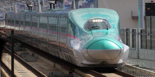 北海道新幹線、爆破予告で一時運転見合わせ 留萌線の区間廃止への不満を訴える【UPDATE】