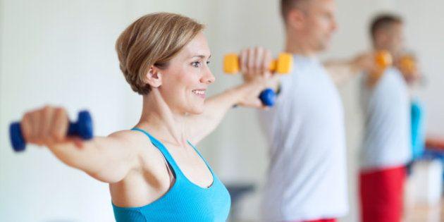 「運動すると肌が若返る」科学的に実証