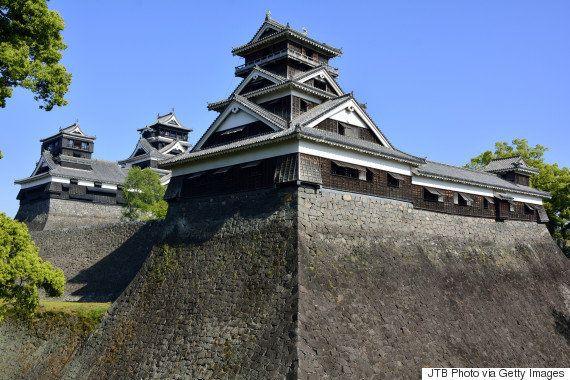 熊本城は地震でどうなったか?