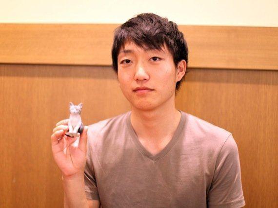 「Petfig」の中の人に聞いた、3Dプリンタと猫の話