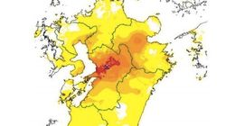 これが「本震」、余震1週間程度続く恐れ 気象庁【熊本地震】