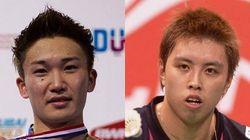 桃田賢斗と田児賢一選手、違法カジノ店出入り認める バドミントンのオリンピック候補