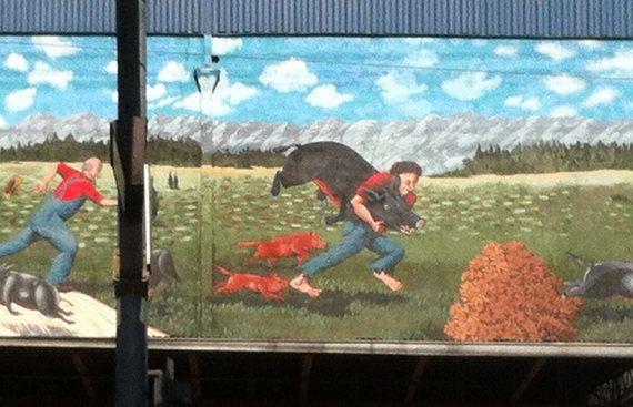 南カリフォルニアの大手肉会社