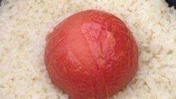 トマト丸ごとごはんがすごいっ!