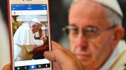 ローマ法王がInstagramに初投稿、どんな写真?