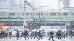 東京でも30日に雪の恐れ 真冬の寒さ続く