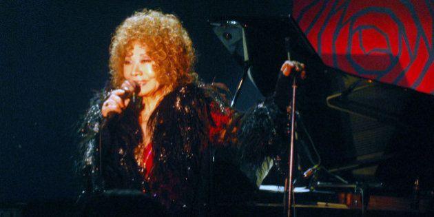 戸川昌子さんが死去 シャンソン歌手で作家「最後までステージで歌い続けた」