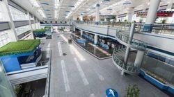 北朝鮮のおしゃれな名所「カルマ新国際空港」に行ってみた(画像)