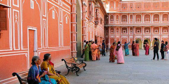 【インド】一番エキゾチックな地、ラジャスタン州へ