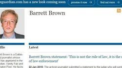 発端は流出ファイルへの「リンク投稿」、米ジャーナリストに5年の有罪判決