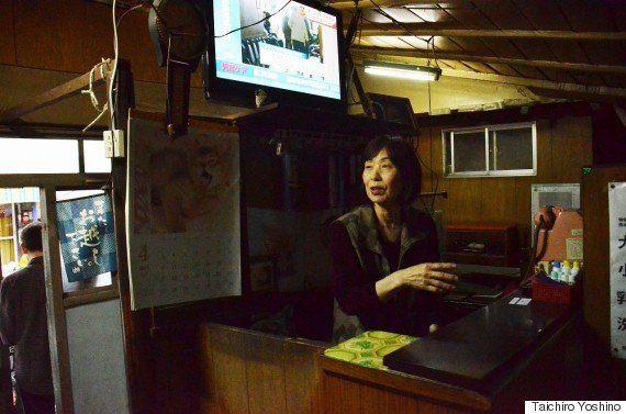 今こそ銭湯。断水の熊本、築80年の老舗も無料開放「これもボランティアやけん」【熊本地震】