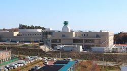 津波に浸かった南三陸町の公立病院、台湾の義援金22億円で復活