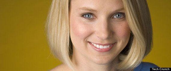 Yahoo!のCEOマリッサ・メイヤー、双子の女の子を出産