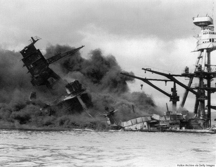 真珠湾攻撃から74年、なぜ「卑怯なだまし討ち」と言われたのか(画像集)