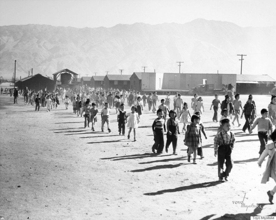 日系アメリカ人の強制収容所、アンセル・アダムスが撮影した「不屈の精神」