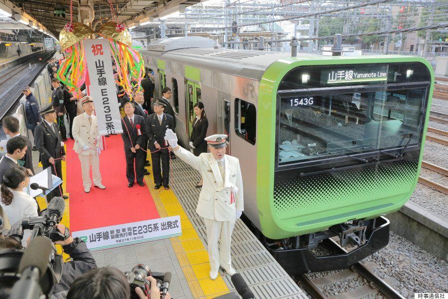 【山手線】13年ぶりの新型車両「E235系」