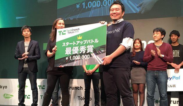 「今を変える」新サービスでバトル、優勝は難病を克服して生まれたソフトに【TechCrunch Tokyo