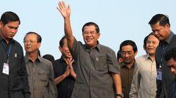 フン・セン首相、暴力と弾圧のカンボジア統治30年