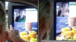 スターバックスのドライブスルーが、耳の聞こえない女性を感動させた