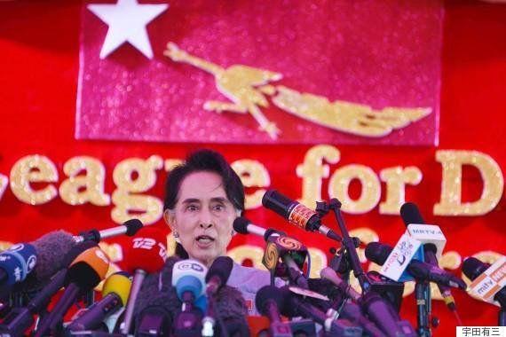 ミャンマー総選挙、スーチー氏野党を圧勝させた「薄い期待感」とは?【現地報告・解説】